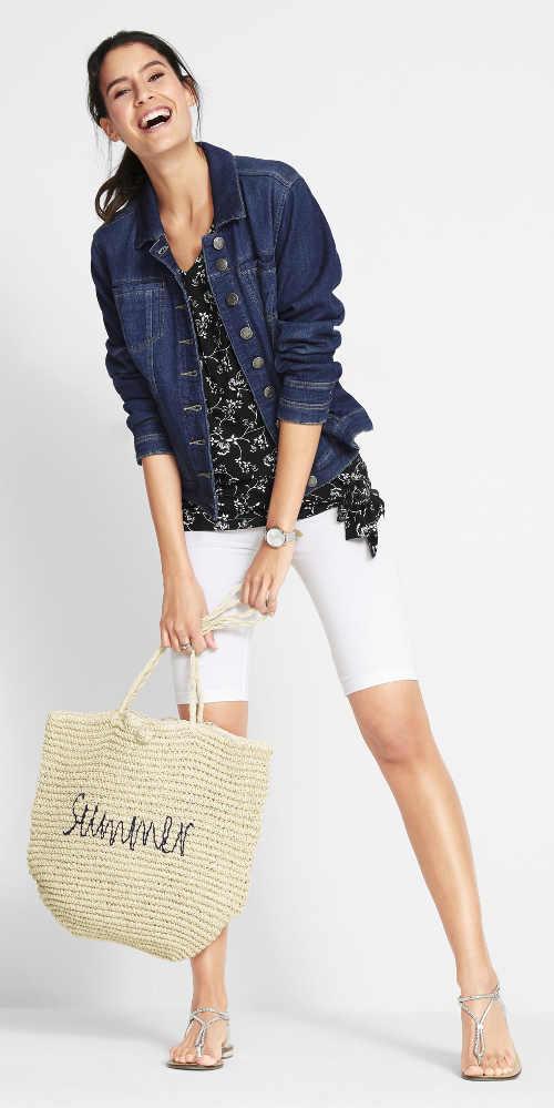 Béžová háčkovaná letní nákupní taška
