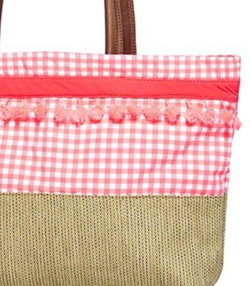 Plážová taška s třásněmi