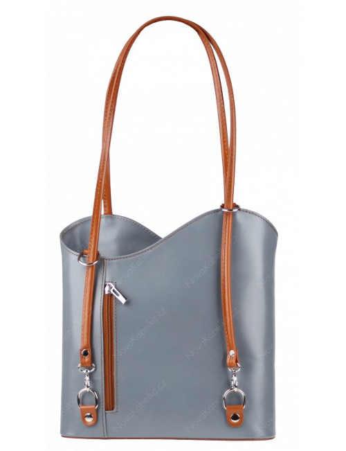 Elegantní kabelka z kvalitní kůže