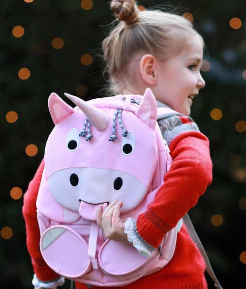 Krásný batoh s jednorožcem do školky