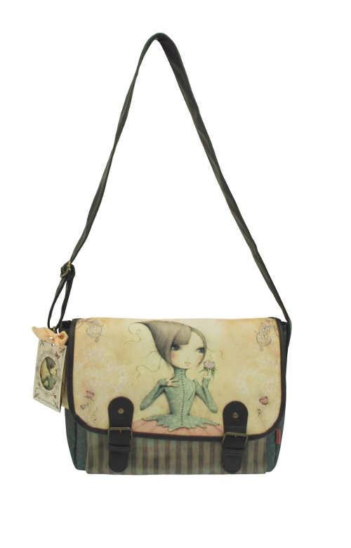 Moderní taška přes rameno pro děvčata