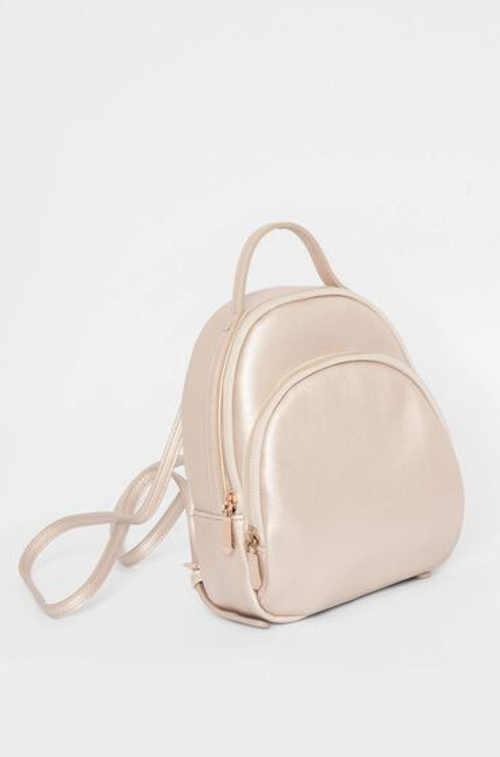 Nadčasový dámský malý batoh