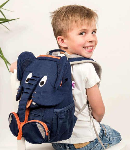 Praktický a kvalitní batoh pro nejmenší
