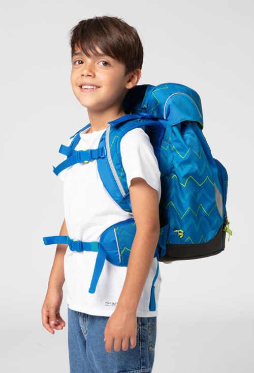 Praktický a moderní školní batoh