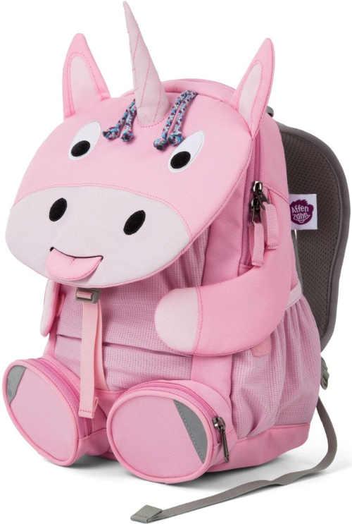 Ruzovy-bRůžový batoh pro děvčata do školky