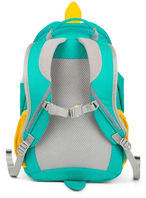 Batohy pro malé děti s měkce polstrovanými zády