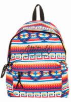 Dívčí barevný batoh se etno vzorem