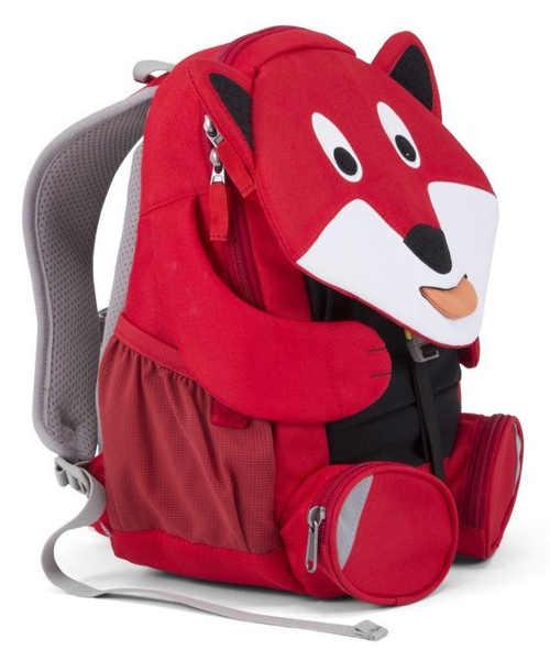 Pohodlný a lehký batůžek liška pro nejmenší