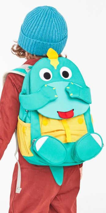 Roztomilý zvířátkový batoh pro nejmenší