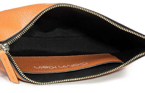 Kožená dámská kabelka Calvin Klein akční sleva