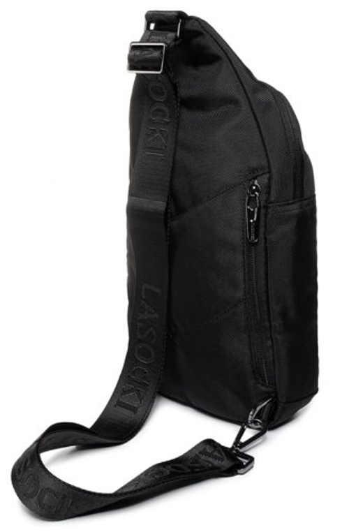 Pánská taška přes rameno s dlouhým popruhem