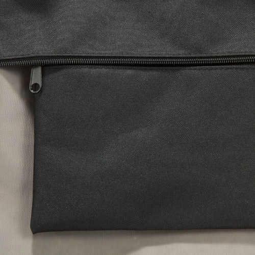 Dámská nákupní taška s vnitřní kapsou na peněženku a mobil uzavíratelnou na zip