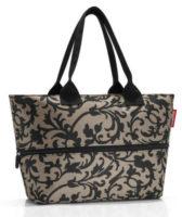 Velká shopper kabelka přes rameno stylový elegantní vzhled