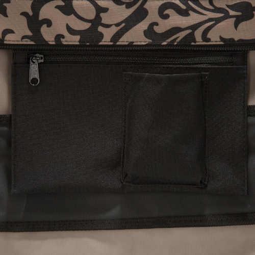 Velká shopper kabelka s praktickými vnitřními kapsami