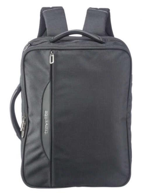 Cestovní taška kterou lze nosit jako batoh na zádech