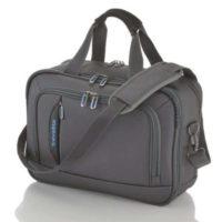 Lehká a odolná palubní taška s přihrádkou na notebook Travelite CrossLITE